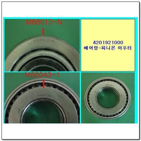 ssangyong 4201921000