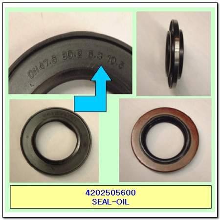 ssangyong 4202505600