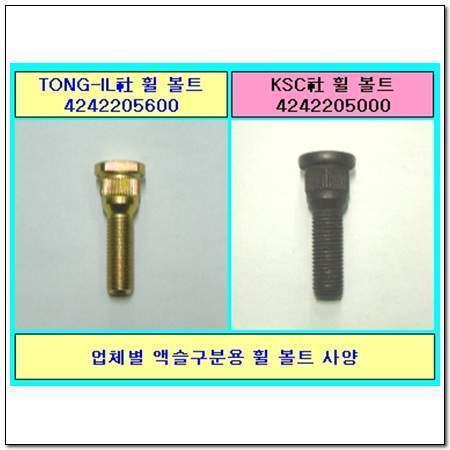 ssangyong 4242205600
