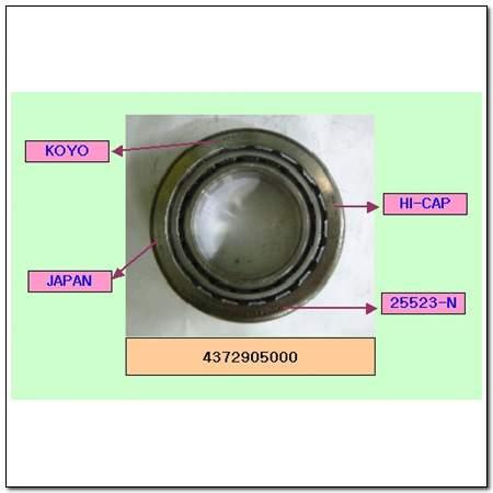 ssangyong 4372905000