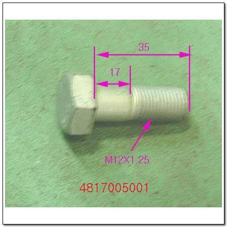 ssangyong 4817005001