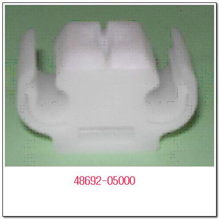 ssangyong 4869205000