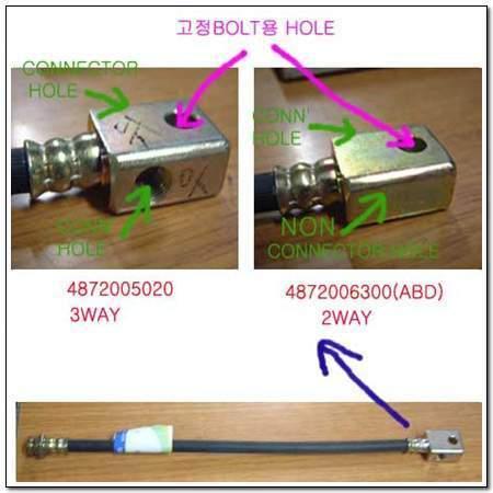 ssangyong 4872005020