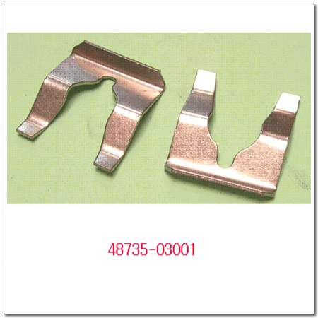 ssangyong 4873503001