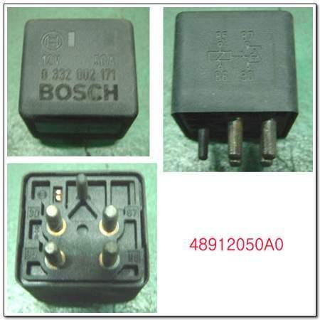 ssangyong 48912050A0