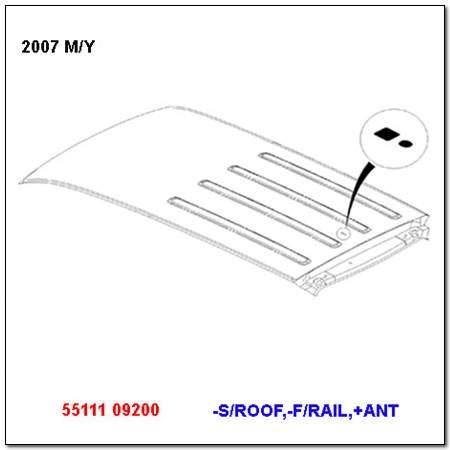 ssangyong 5511109200