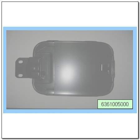 ssangyong 6361005000