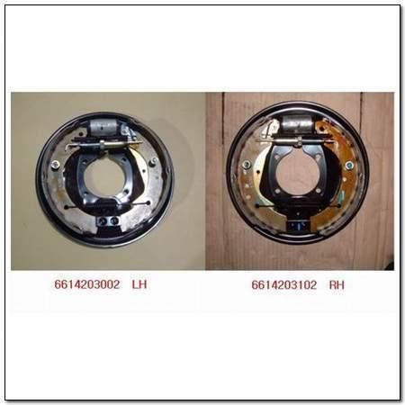 ssangyong 6614203002