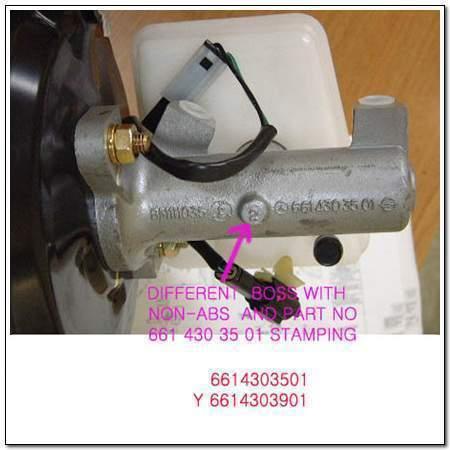ssangyong 6614303901