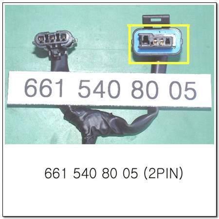 ssangyong 6615408005