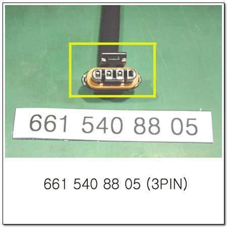 ssangyong 6615408805