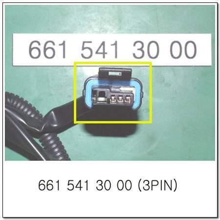 ssangyong 6615413000