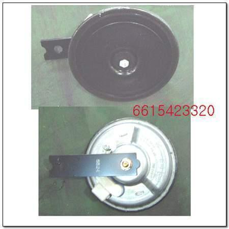 ssangyong 6615423320