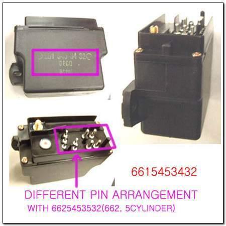 ssangyong 6615453432