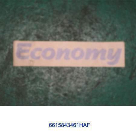 ssangyong 6615843461HAF
