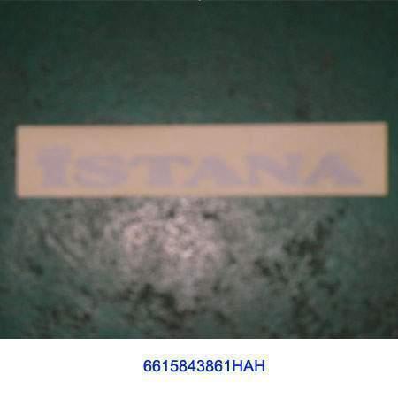 ssangyong 6615843861HAH