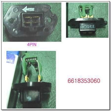 ssangyong 6618353060
