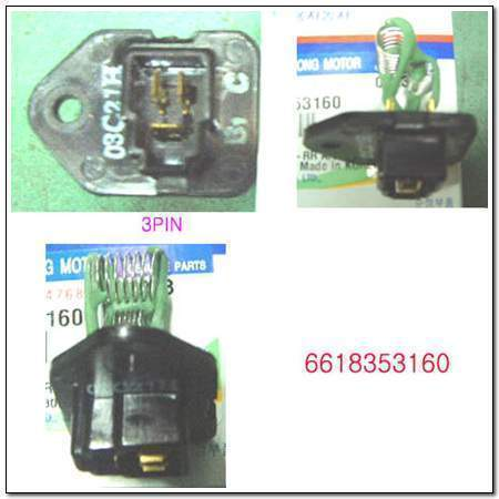 ssangyong 6618353160