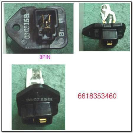ssangyong 6618353460