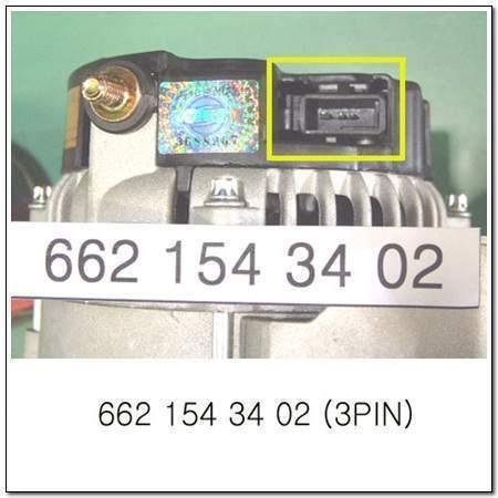 ssangyong 6621543402