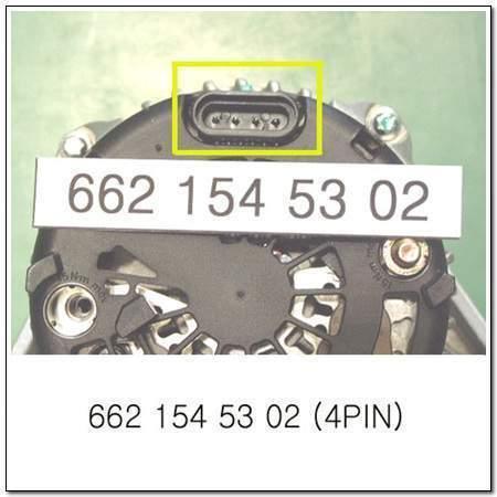 ssangyong 6621545302