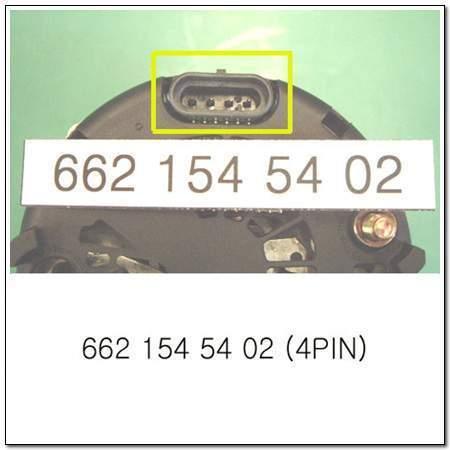 ssangyong 6621545402