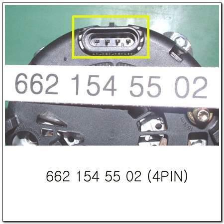 ssangyong 6621545502
