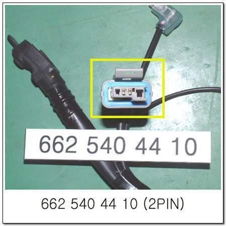 ssangyong 6625404410