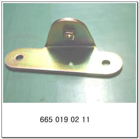 ssangyong 6650190211