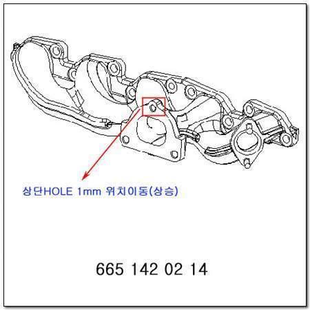 ssangyong 6651420214