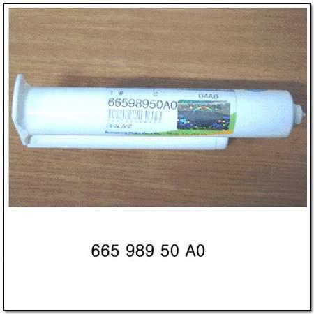 ssangyong 66598950A0