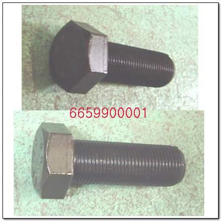 ssangyong 6659900001