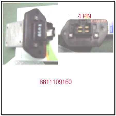 ssangyong 6811109160