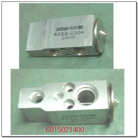 ssangyong 6815021400