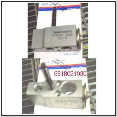 ssangyong 6818021030