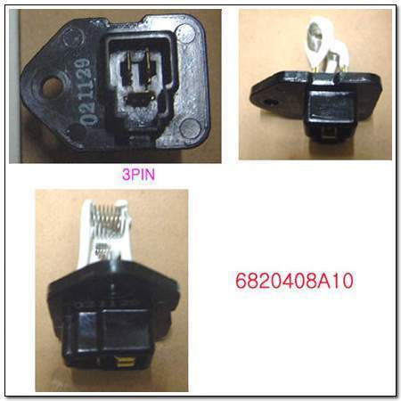 ssangyong 6820408A10