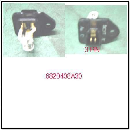 ssangyong 6820408A30