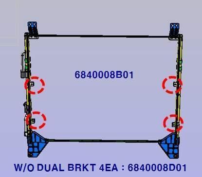 ssangyong 6840008B01
