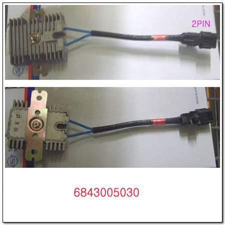 ssangyong 6843005030