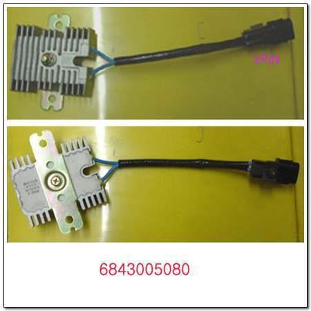 ssangyong 6843005080