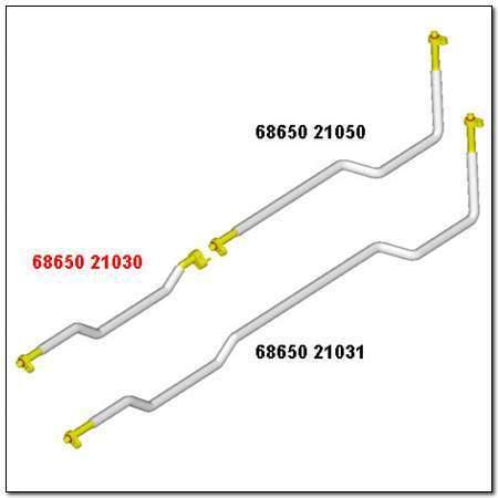 ssangyong 6865021030