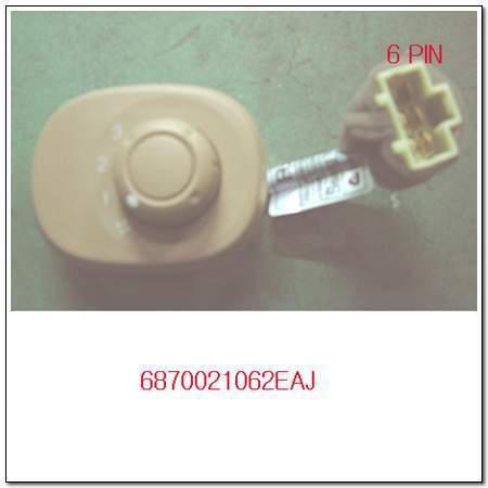 ssangyong 6870021062EAJ