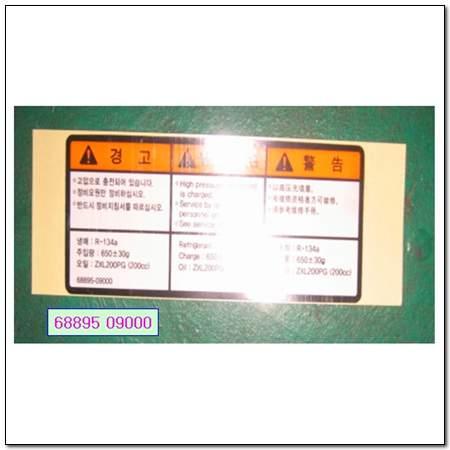 ssangyong 6889509000