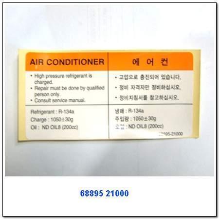 ssangyong 6889521000