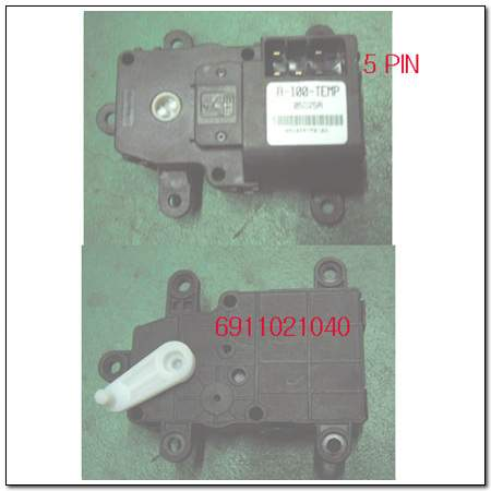 ssangyong 6911021040