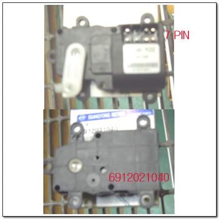 ssangyong 6912021040