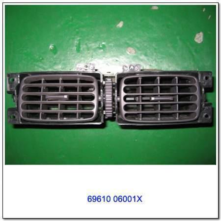ssangyong 6961006001X