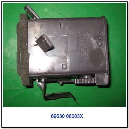 ssangyong 6963006003X