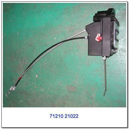 ssangyong 7121021022