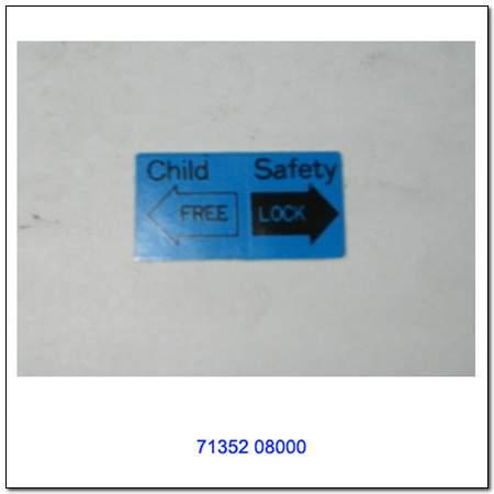 ssangyong 7135208000